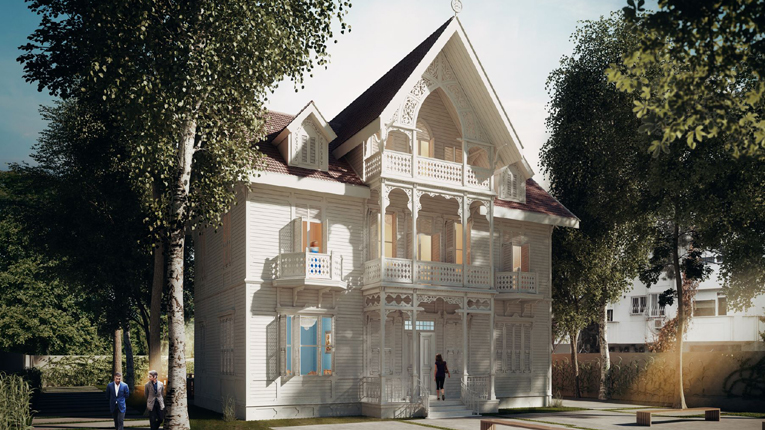 Cavit Paşa Mansion