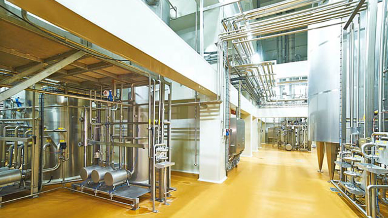 Panagro Meat And Dairy Products Integrated Plant